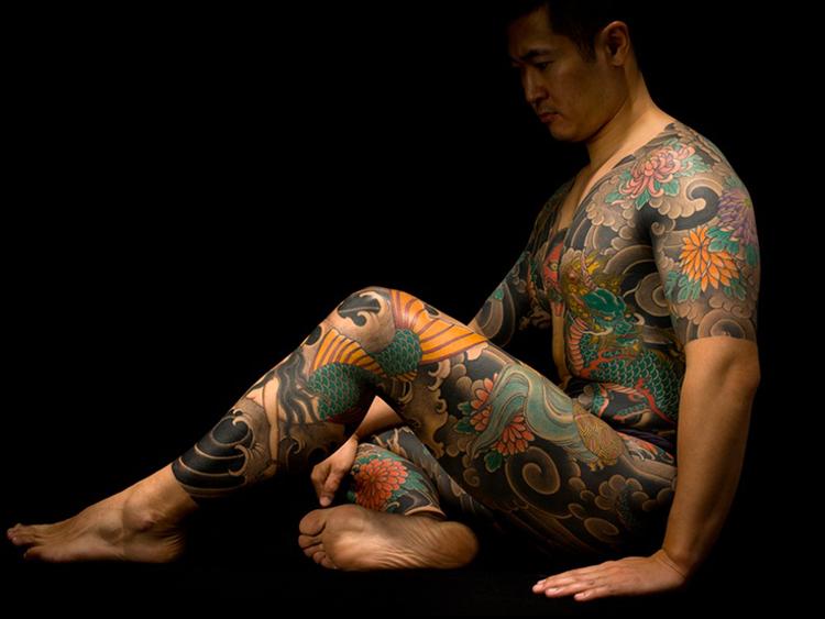 Tatuaggi giapponesi – Storia e simbologia
