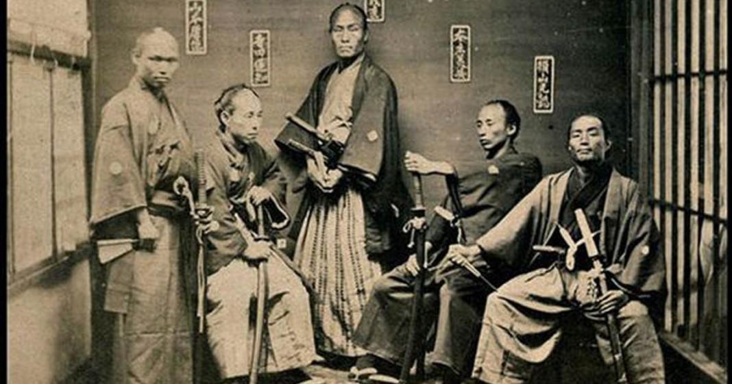 Gli Ultimi Samurai – Onore e Morte di una Casta di Guerrieri [ARTICOLO + FOTO]