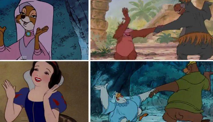 Ricicli di scene nei cartoni animati