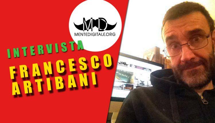 Intervista a Francesco Artibani