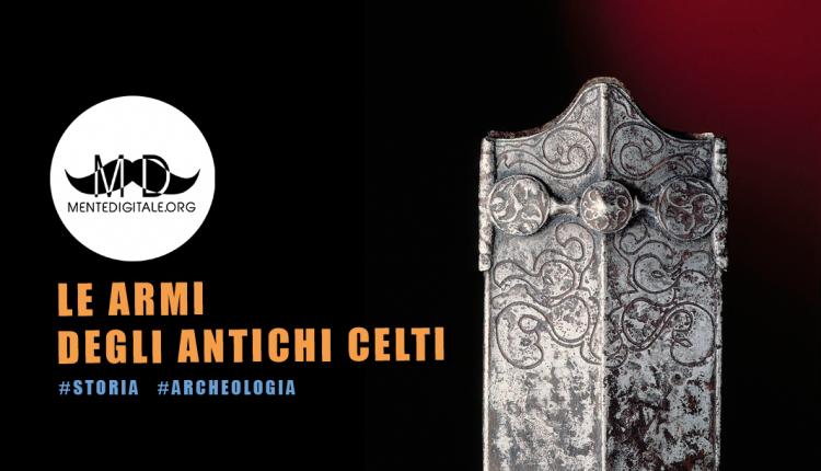 Le armi degli antichi Celti