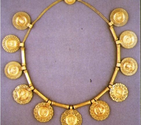 Gioielli monetali nell'impero romano