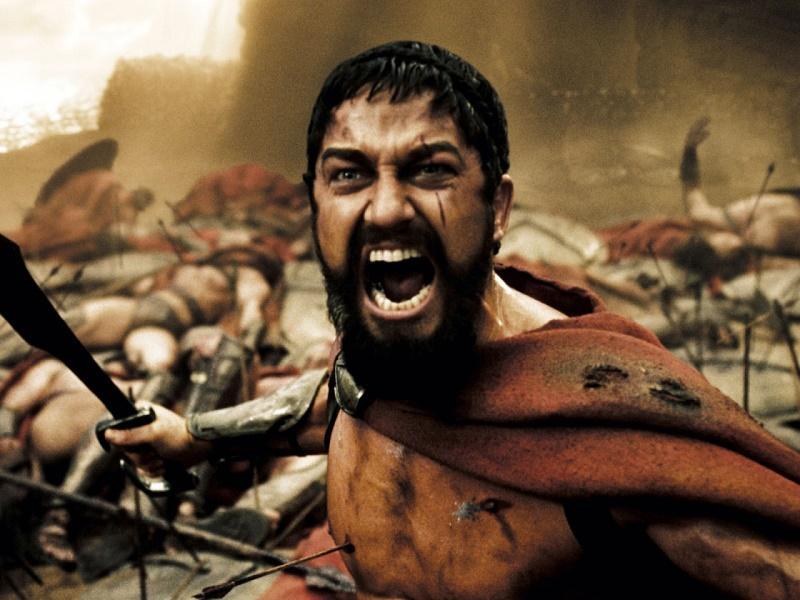 I Cazzi duri della storia #5: Leonida di Sparta