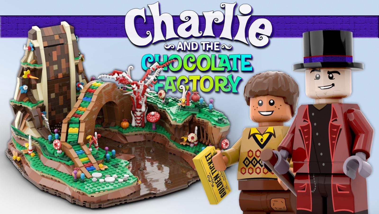 Fabbrica di Cioccolato LEGO Ideas - Mente Digitale