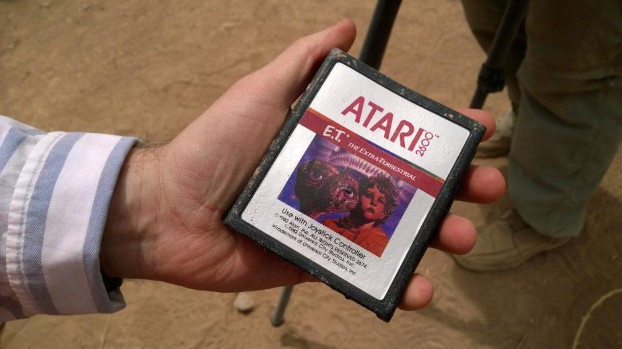 E.T. il videogioco più brutto della storia