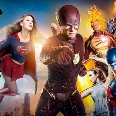 Crossover flash supergirl arrow legends of tomorrow