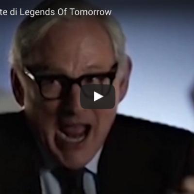 Legends of tomorrow professor Stein song